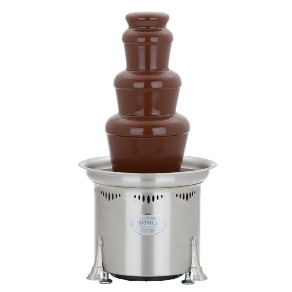 sephra chocolate fountain instructions