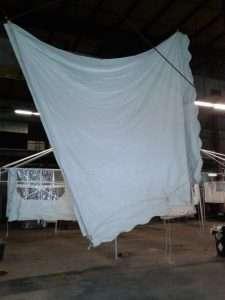New England Tent washing