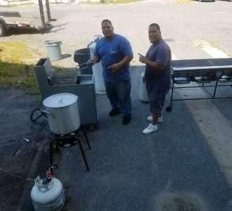 Fryer rentals