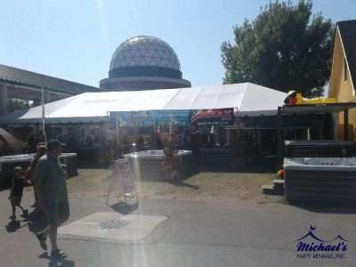 tent rentals for the Big E in West Springfield, MA