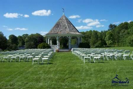 Wedding chair rental for Fountain Park in Wilbraham