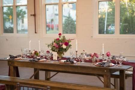 Farm Table Rentals Western MA