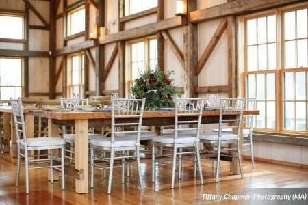 Wedding Rentals for Valley View in Haydenville, MA