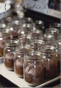 Mason jar Rentals Western MA- creative food uses of a mason jar