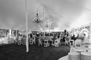 Tent With Guests 2