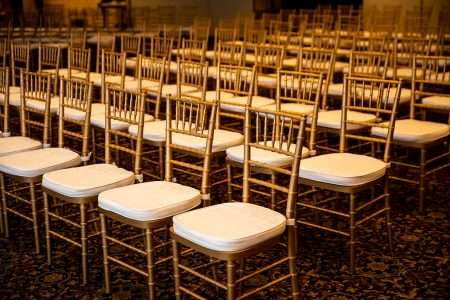 Once Upon Time Gala with Colin Cowie- Gold chiavari chairs Holyoke MA