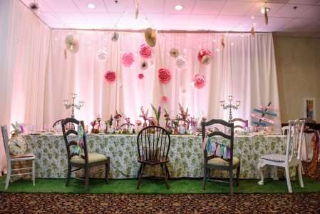 Once Upon Time Gala with Colin Cowie- Grass rug rental Holyoke MA